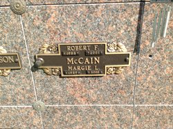 Margie Luccille <I>Terry</I> McCain