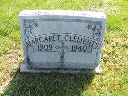 Margaret Helen <I>Love</I> Clements