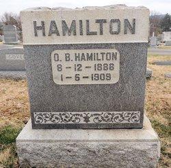 Ollie B. Hamilton