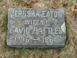 Jerusha Eaton <I>Adams</I> Battles