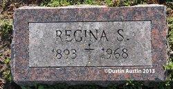 Regina S Baker