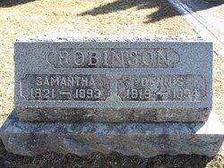 Samantha <I>Chapman</I> Robinson