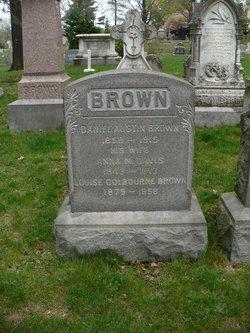 Anna M <I>Davis</I> Brown