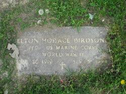 Elton Horace Birdsong