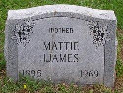 Mattie <I>Kirby</I> Ijames