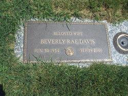 Beverly Rae Davis