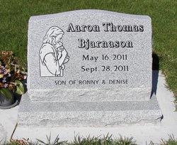 Aaron Thomas Bjarnason