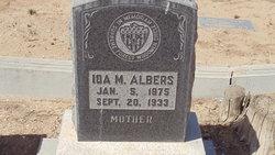 Ida M Albers
