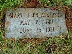 Mary Ellen Atkerson