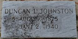 Duncan L Johnston