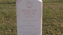 William Bruce Akin