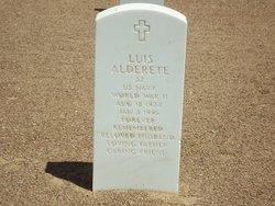 Luis Alderete