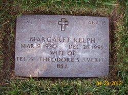 Margaret Relph Averitt