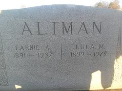 Earnie A. Altman