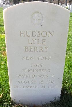 Hudson Lyle Berry