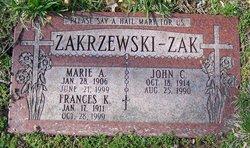 Frances Zakrzewski