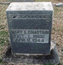 Mary Elizabeth <I>Fuller</I> Chastain