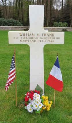 2Lt William M Frank