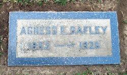 Agness E. Safley