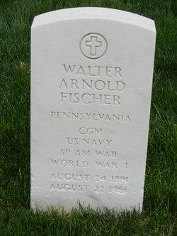 Walter Arnold Fischer