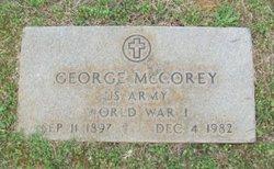 George McCorey