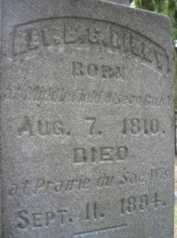 Rev Benjamin Gilbert Riley