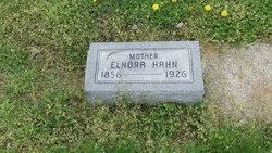 "Elnora Blanch ""Nora"" <I>Loper</I> Hahn"