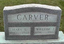 Mary Ellen <I>Williams</I> Carver