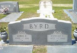 Estelle Louise <I>Edenfield</I> Byrd