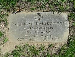 William J Marcotte