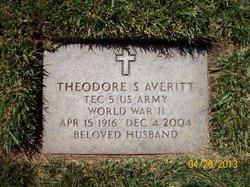 "Theodore Stanley ""Ted"" Averitt"