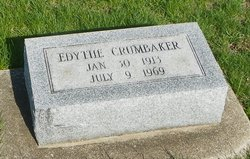Edythe Beryl Crumbaker