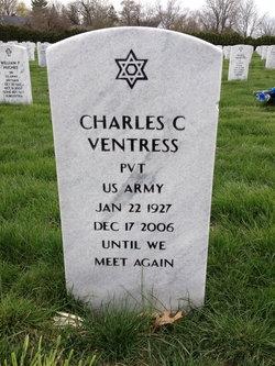 Pvt Charles Clifford Ventress