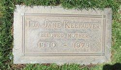 Ida Jane Keefauver