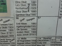 Ingeborg <I>Vangen</I> Gran