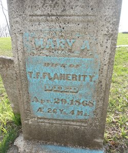 Mary A Flaherty