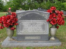 Windolon <I>Bailey</I> Hurst