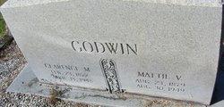Clarence M Godwin