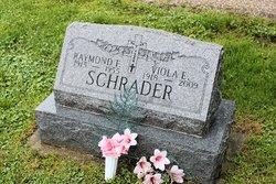 Raymond Fred Schrader