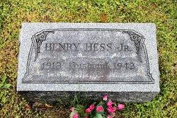 Henry Hess, Jr