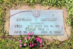 Edward Charles Gavillet