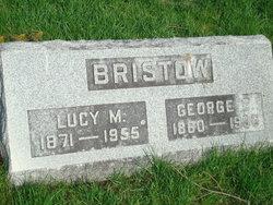 Lucy Maria <I>Stevens</I> Bristow
