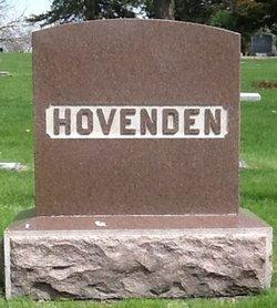 """Daniel John """"D. J."""" Hovenden"""