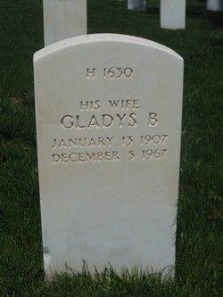 Gladys B Weaver