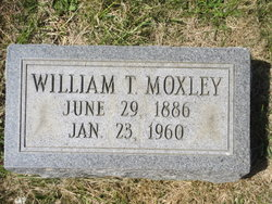 William T Moxley