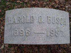 Harold O Busch