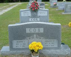 Dorothy <I>Cook</I> Cox