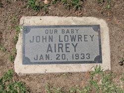 John Lowrey Airey