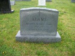 Lillian <I>Benson</I> Adams