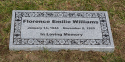 Florence Emilie Williams